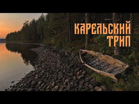 Рыбалка в тайге / Сбор грибов / Поход