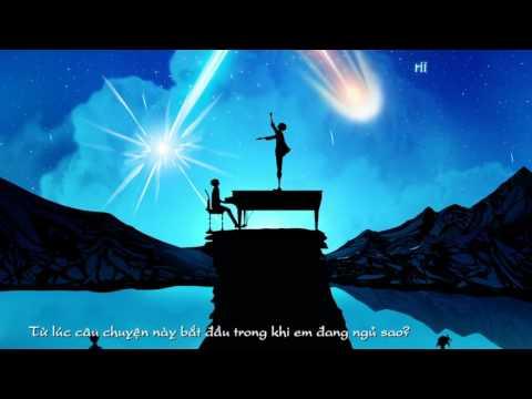 【Vietsub & Kara】『Your name.』Many Lives Ago / 前前前世 (Zen Zen Zense) - 天月 (Amatsuki) 【Sou Mi Fansub】