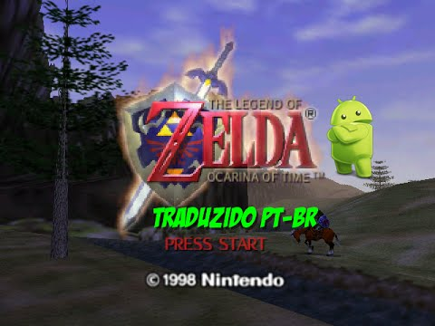 the legend of zelda ocarina of time free download for android