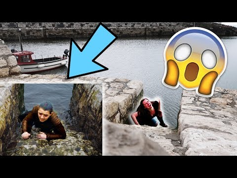 American Visits The Game Of Thrones Filming Locations In Northern Ireland! 😱