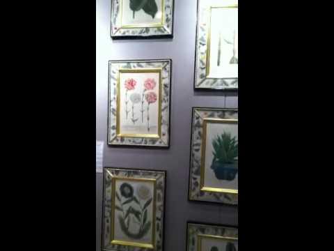 Earle Vandekar booth 801 at Dallas international Antiques S