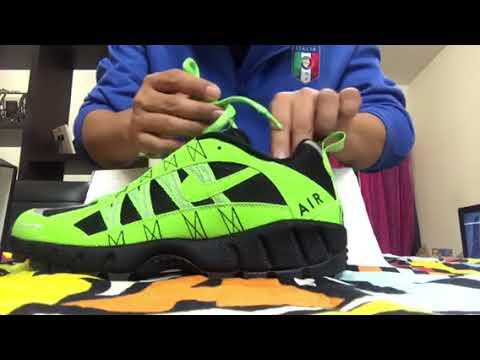 promo code f2f80 913a0 Nike Supreme Air Humara Unboxing Malaysia Hypebeast