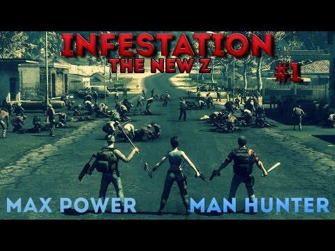Бесплатная игра, похожая на DayZ [Infestation The New Z]