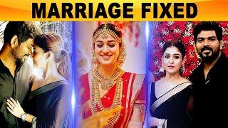 Nayanthara Vignesh Shivan marriage bells | Nayan Vignesh Getting married? - 12-05-2020 Tamil Cinema News