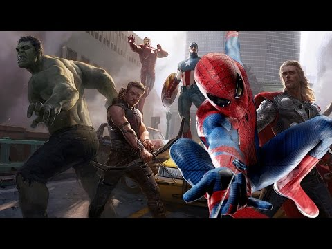 Spider Man Officially Joining Marvel Cinematic Universe!