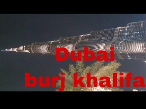 Weekend Outing /Dubai Burj Khalifa/ Dubai mall