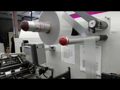 Envelope Conversion - On Line Bindery Capability