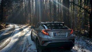Три в едно: тестваме новата Toyota C-HR