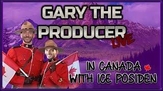 Surviving Canada with Ice Poseidon | Gary's Live Stream
