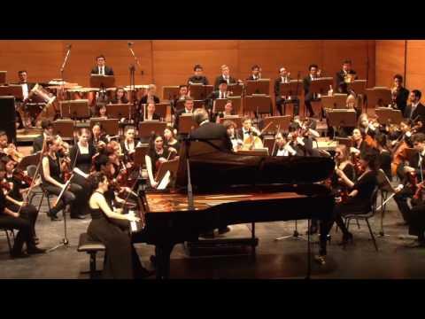 Rachmaninow Klavierkonzert Nr.3 d-Moll op.30 - Lilt Grigoryan