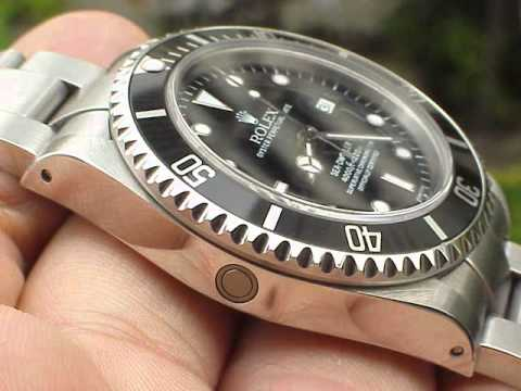 The Rolex Submariner - The Ultimate Sports Rolex Watch