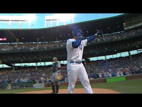 6/19/16: Contreras, Cubs show power to complete sweep