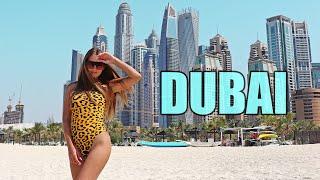 VLOG Отдых в Дубае | DUBAI Неделя влогов