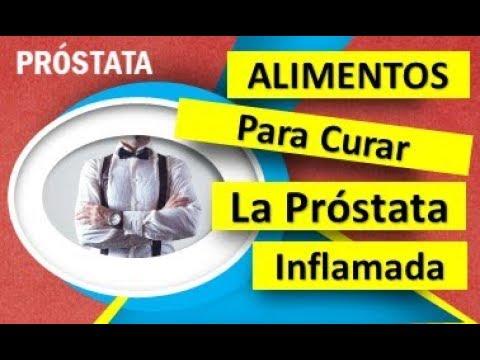 alimentos prohibidos prostata agrandada