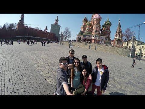 Moscow & Saint Petersburg + Helsinki Trip 2015