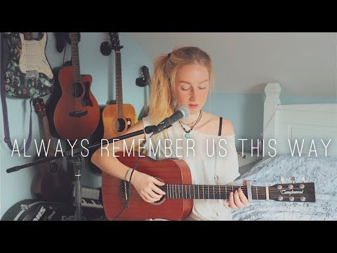 Always Remember Us This Way - Lady Gaga // A Star Is Born // Beth Johnstone