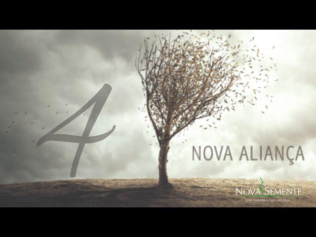 Edson Nunes Jr | O chifre e o Santuário - Nova Aliança 4 de 7