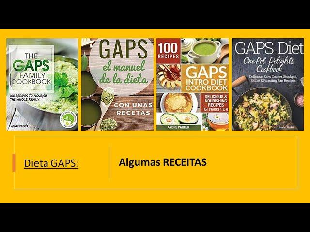 GAPS, dieta care vindecă stomacul şi mintea