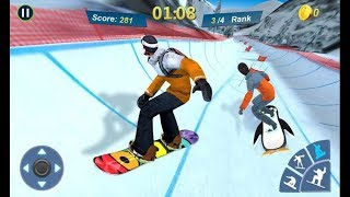 Snowboard Master 3D -Android Gameplay