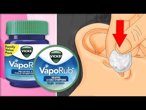 TOP 15 Surprising VICKS VAPORUB Uses You Must Know