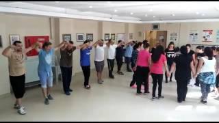 Aso ve Sürmene Sallamasi OYFAD Halk Oyunlari Toplulugu