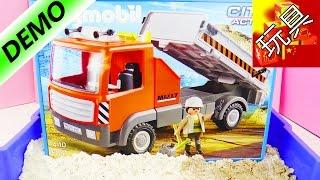 PLAYMOBIL 摩比游戏 6861 炫酷 巨型 铲土车 推土车 汽车 模型 玩具组 套装 组装 展示