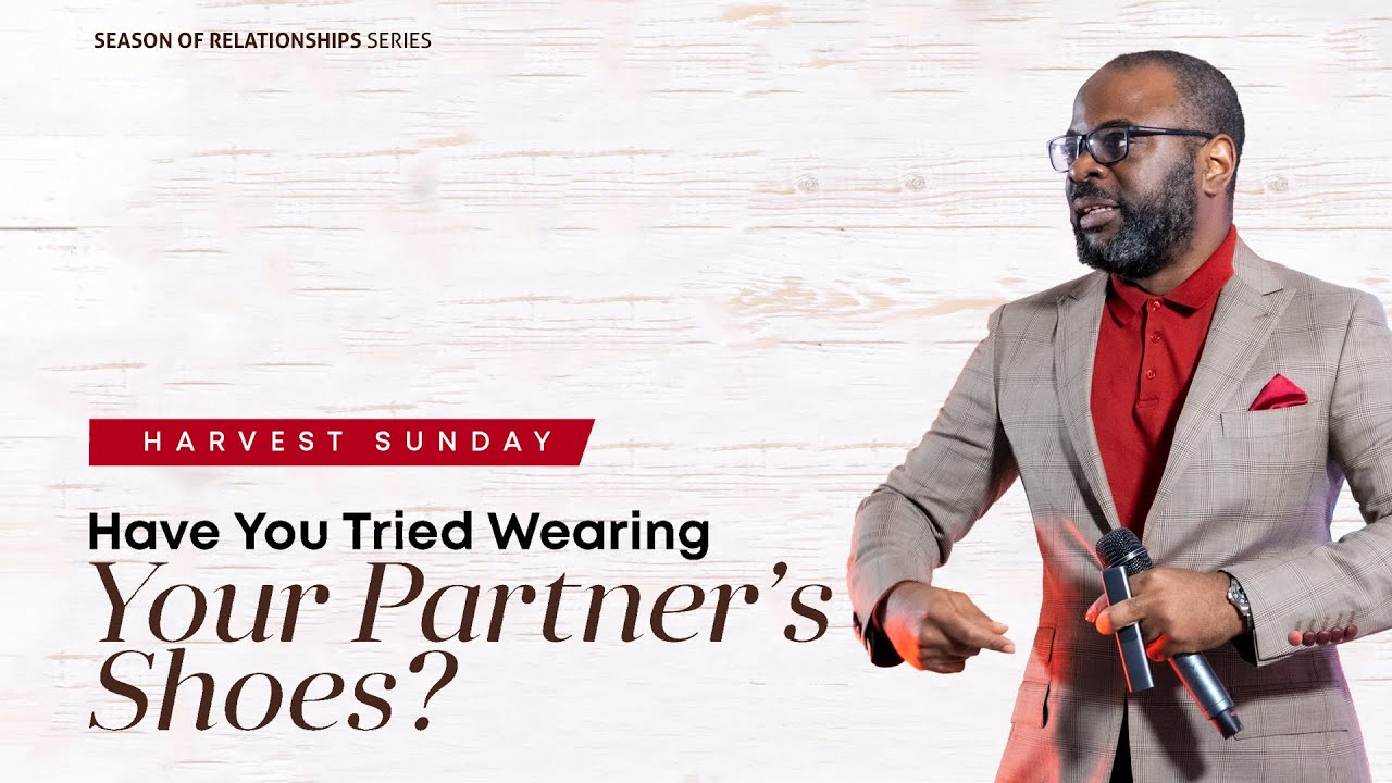 Download Have You Tried Wearing Your Partner's Shoes?   Dr. Sola Fola-Alade  The Liberty Church London