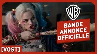 Suicide Squad - Bande Annonce Officielle 2 (VOST) - Jared Leto / Margot Robbie / Will Smith streaming