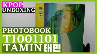 Unboxing Tamin [T1001101] 태민 (SHINee 샤이니) The 2nd Condert Ph…