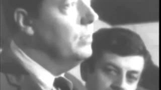 March 1, 1967 - New Orleans District Attorney Jim Garrison arrest New Orleans businessman Clay Shaw