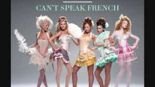 girls aloud cant speak french with lyrics