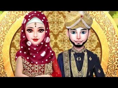 Kashmiri Indian Hijab Girl Wedding & Dressup Salon | Barbie Doll Dressup & Makeup Game Android Games
