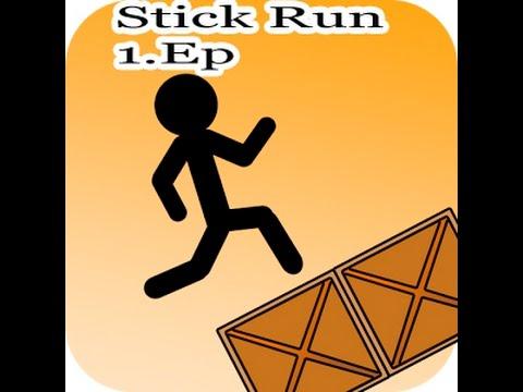 Stick-Run [GamePlay] #1.Ep