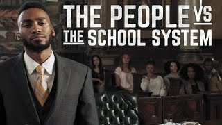 I JUST SUED THE SCHOOL SYSTEM !!! thumbnail