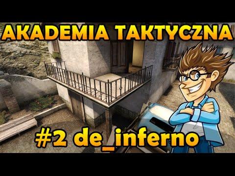 Izakowa Akademia Taktyczna #2 de_inferno