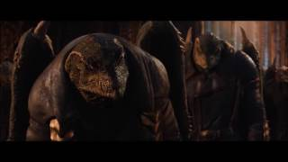 Eddie Redmayne in Jupiter Ascending - All Scenes - Part 1