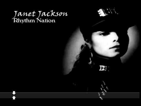 Rhythm Nation (Janet Jackson) Karaoke