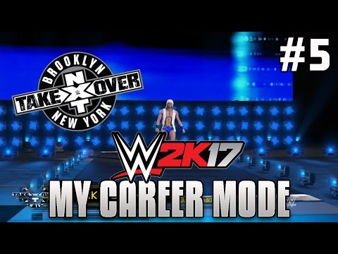 [DANSK] WWE 2K17 MY CAREER MODE #5 - NXT TAKEOVER SPECIAL!