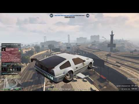 Sucker For Pain: GTA 5 Footage