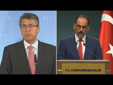 Turkey reacts angrily as Germany piles on pressure