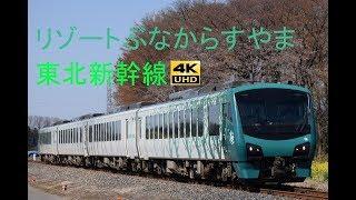 399 2019/04/06撮影 リゾートぶなからすやま 東北新幹線 他