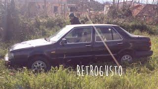 Ritrovata Lancia Thema 2000 i.e. Turbo del 1985 RETROGUSTO Barnfind