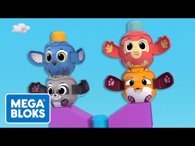 Mega Bloks™ - Yarış Zamanı | çocuk çizgi filmleri | Fisher-Price | öğrenme videoları