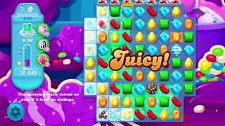 Candy Crush Soda Saga Level 639   |   2-Star ⭐⭐