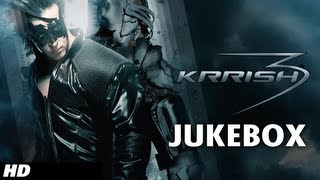 Krrish 3 Full Songs Jukebox | Hrithik Roshan, Priyanka Chopra