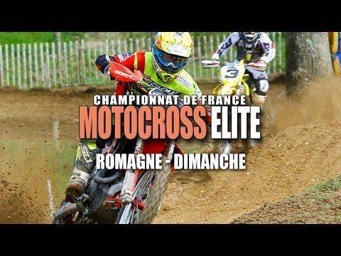 Elite Motocross - Romagné - Résumé Elite