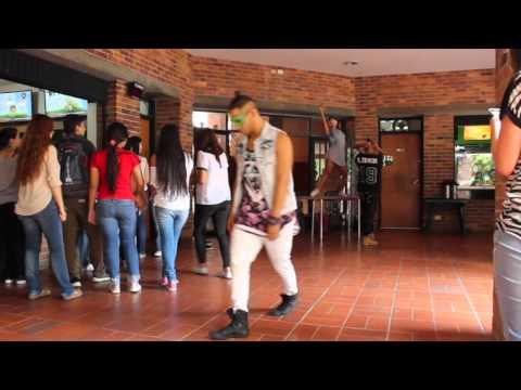 Flashmob Inauguración Campus Nova javeriana cali
