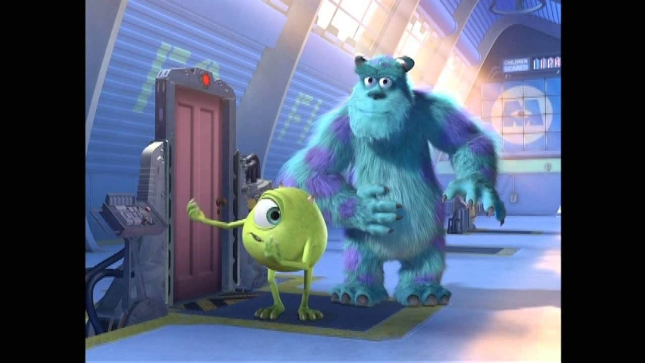 Monsters inc special report 2002 youtube for Monster advanced search