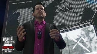 GTA Online Doomsday Heist ACT 1: The Data Breaches - Cutscenes & Finale