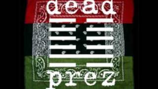Dead Prez - Hip Hop (Acapella Version)
